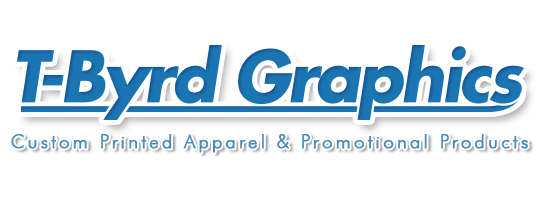 T-Byrd Graphics | Custom Printed Apparel & Promotional Products