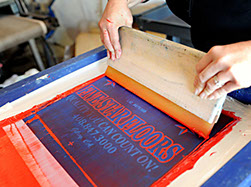 T-Byrd Graphics Silk Screen Printing