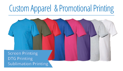 T-Byrd Graphics Custom Apparel & Promotional Printing